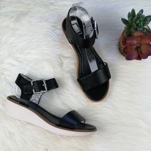 Ellen Degeneres Stella Platform Wedge Sandals